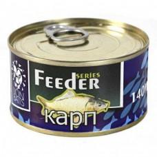 Зерновая смесь FISHBERRY 140мл feeder Карп FB-002006
