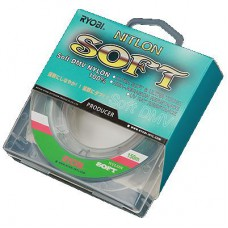 Лескa RYОBI NITLON SOFT 150m 0,205mm green-02